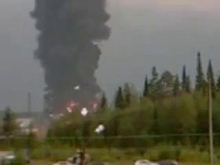 взрыв в донгузе, оренбург