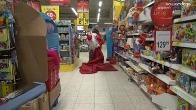Санта Клауса приняли