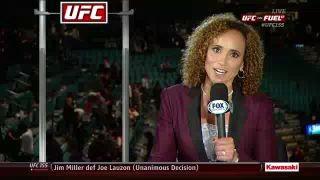 Лучшие моменты главных боев UFC 155