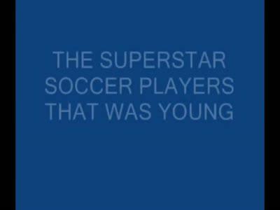 Звёзды футбола в детстве