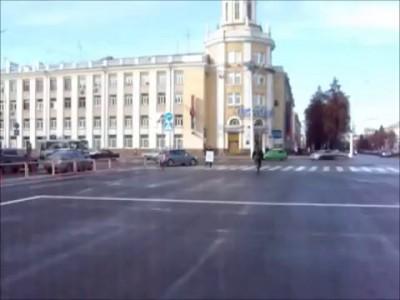 Избиение экс-кандидата в депутаты в Кемеров