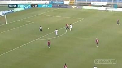 Videoton FC-DVSC-Teva 0-1 (A. Coulibaly)