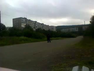 Мурманск. Прикол )))