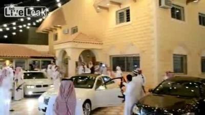 Арабская свадьба.