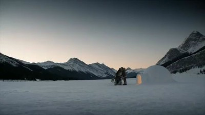 "Suzuki ""Sled"" 2012 Super Bowl Ad - Ben Kahle Music version"
