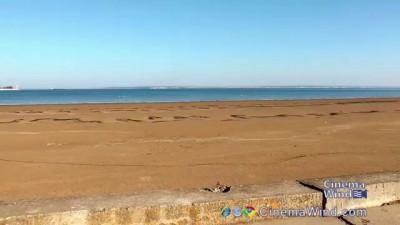 ВЫСЫХАЮЩЕЕ Цимлянское МОРЕ в Волгодонске, 2011. Drying sea 2011.