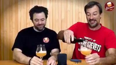 2Перца смешали Пиво и Гелий
