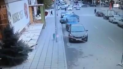 Стрельба в Махачкале