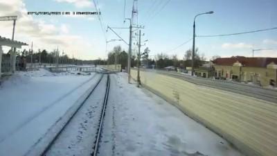 Почему поезда сбивают пешеходов?