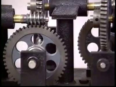 Самый медленный механизм в мире