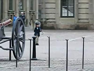 Будущий гвардеец