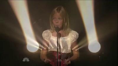 Time to Say Goodbye - Jackie Evancho & Sarah Brightman (HD)