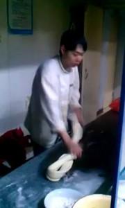 мега приготовление лапши по рецепту Джеки Чана )