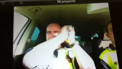 policia local cerdanyola Video ORIGINAL!!!!