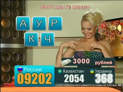 Диктор Оля сделала себе грудь в прямом эфире!