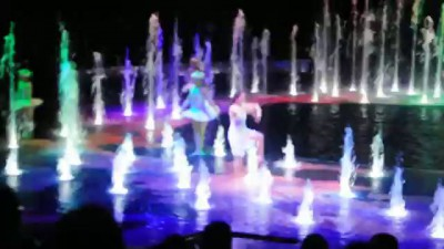 The House of Dancing Water - MACAU City of Dreams