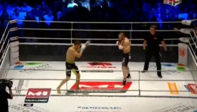 Max Coga Vs Maksim Divnich Full Fight