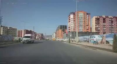 Авария в Каспийске