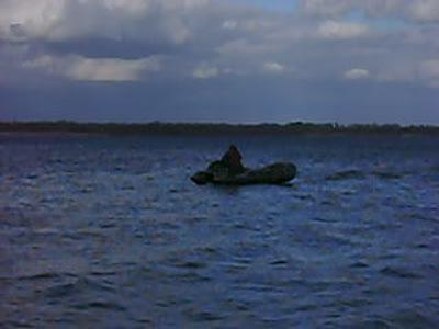 Лодка, мотор, вода 2