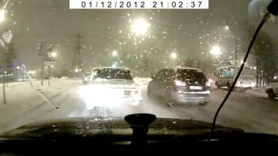 ДТП 12.01.2012
