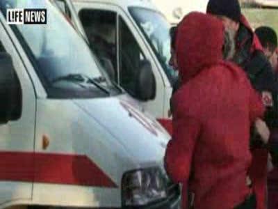 Трагедия в Перми (04.12.09-05.12.09).Хромая Лошадь