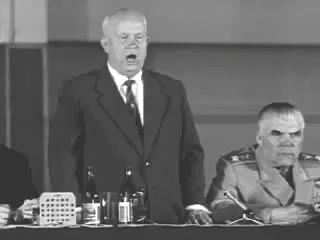 Хрущев предупреждает евросоюз