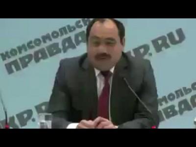 Башкирский ответ Кличко