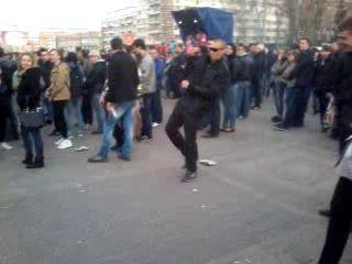 Рок-концерт в ДНР
