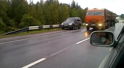 Авария на трассе М53, Томск