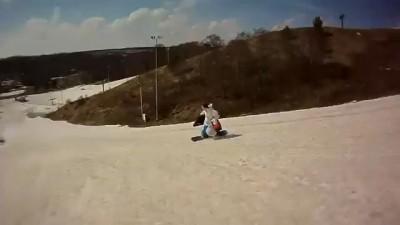 Poolsnowboarding (лужебординг)