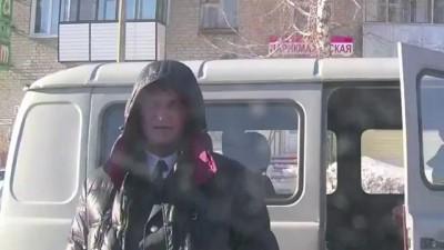 Пьяные сотрудники ФСКН в Барнауле 11 марта 2013