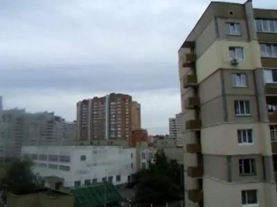 Страшные звуки в центре Киева.flv