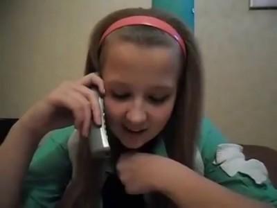 Прикол по телефону,А ты не мой папа чтоли?