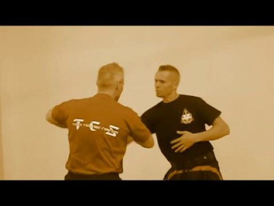 T.C.S. Knife Fighting Concept - Lesson - Disarming Training 01