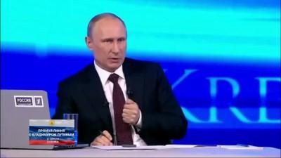 Владимир Путин могут ли уронить цены на нефть (прямая линия) 17.04.2014
