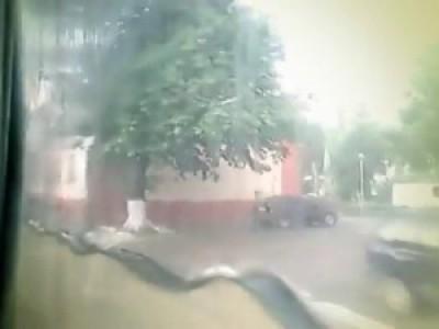 Вода в автобусе