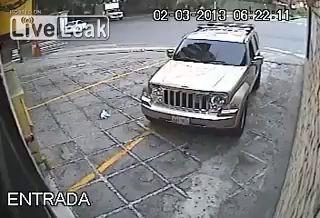 Грабитель и не ожидал что сам станет жертвой