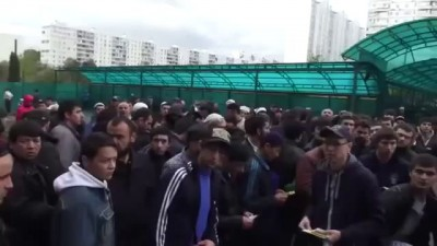Ваххабиты уже в Москве - призывают к джихаду против России!