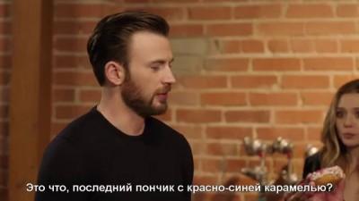 """Короткометражка """"Последний пончик"""". Русские субтитры"""