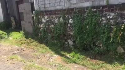 Полиция Бали против единоборца