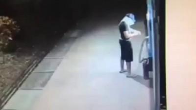 Thief blown backwards by cash machine explosion in Australia