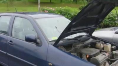 Чел из Минска, решив продать свой автомобиль, записал видеоклип.