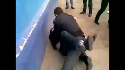 Кавказцы убивают друг друга на глазах у друзей