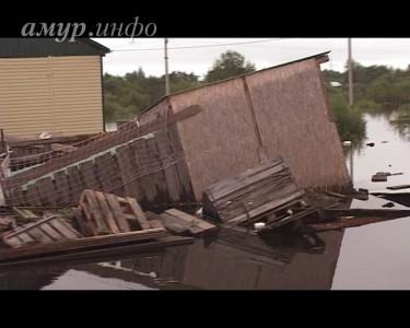 песня о наводнении в Амурской области