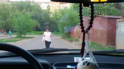 Упоротая на улицах Владимир