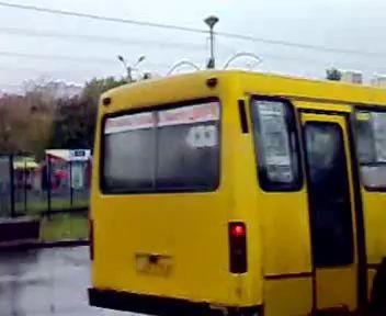 В Киев гонят военную технику на выборы 2012 (продолжение)