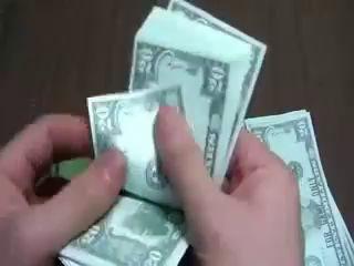 Скоростной пересчёт денег