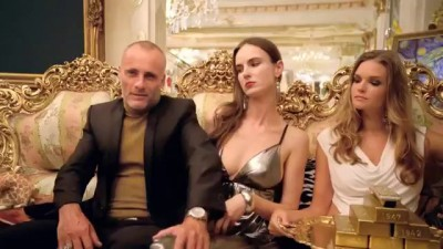 """DirecTV Russian Guy Funny Commercial (""""Opulence, I Has It"""")"""