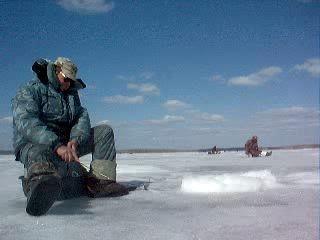 На Аргазях,зимняя рыбалка