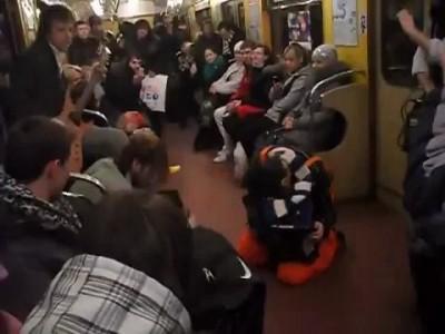 СПб, метро, Prodigy